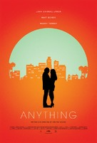 Anything - British Movie Poster (xs thumbnail)