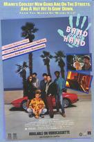 Band of the Hand - Video release movie poster (xs thumbnail)