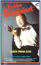 """Freddy's Nightmares"" - Finnish VHS cover (xs thumbnail)"
