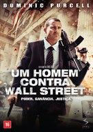 Assault on Wall Street - Brazilian DVD movie cover (xs thumbnail)