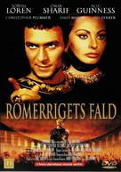 The Fall of the Roman Empire - Danish Movie Cover (xs thumbnail)