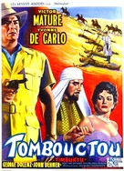 Timbuktu - Belgian Movie Poster (xs thumbnail)