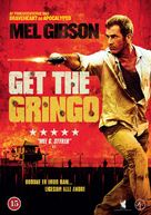 Get the Gringo - Danish DVD movie cover (xs thumbnail)