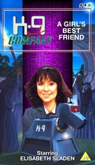 K-9 and Company: A Girl's Best Friend - British VHS cover (xs thumbnail)