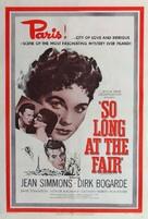 So Long at the Fair - Movie Poster (xs thumbnail)