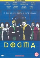 Dogma - British DVD movie cover (xs thumbnail)