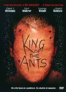 King Of The Ants - Danish DVD cover (xs thumbnail)
