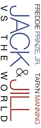 Jack and Jill vs. the World - Logo (xs thumbnail)
