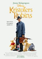Christopher Robin - Latvian Movie Poster (xs thumbnail)