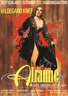 Alraune - German Re-release movie poster (xs thumbnail)