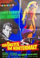 Marlowe - German Movie Poster (xs thumbnail)
