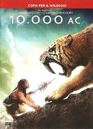 10,000 BC - Italian Movie Cover (xs thumbnail)