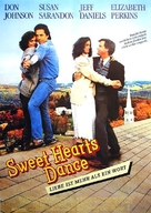 Sweet Hearts Dance - German Movie Poster (xs thumbnail)