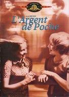 Argent de poche, L' - French DVD cover (xs thumbnail)