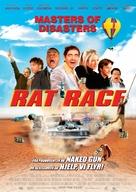 Rat Race - Norwegian Movie Poster (xs thumbnail)