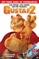 Garfield: A Tail of Two Kitties - Swedish DVD movie cover (xs thumbnail)