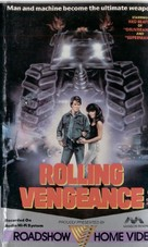 Rolling Vengeance - Australian Movie Cover (xs thumbnail)