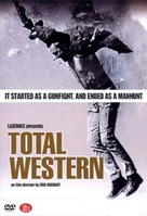 Total western - DVD cover (xs thumbnail)