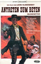 Reverendo Colt - German DVD cover (xs thumbnail)