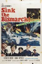 Sink the Bismarck! - Movie Poster (xs thumbnail)