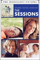 The Sessions - DVD cover (xs thumbnail)