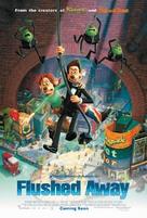 Flushed Away - Movie Poster (xs thumbnail)