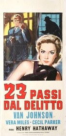 23 Paces to Baker Street - Italian Movie Poster (xs thumbnail)