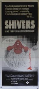 Shivers - Australian Movie Poster (xs thumbnail)