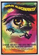 Fantastic Voyage - Spanish Movie Poster (xs thumbnail)