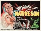 Native Son - British Movie Poster (xs thumbnail)