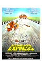 The Sugarland Express - Belgian Movie Poster (xs thumbnail)
