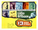 13 West Street - Movie Poster (xs thumbnail)