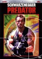 Predator - DVD movie cover (xs thumbnail)