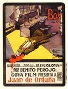 Boy - Spanish Movie Poster (xs thumbnail)