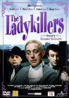 The Ladykillers - Danish DVD cover (xs thumbnail)