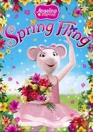 """Angelina Ballerina"" - DVD cover (xs thumbnail)"