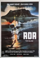 The Island - Turkish Movie Poster (xs thumbnail)