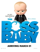 The Boss Baby - Movie Poster (xs thumbnail)