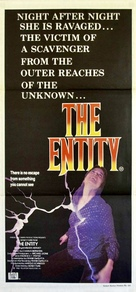 The Entity - Australian Movie Poster (xs thumbnail)