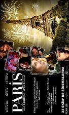 Paris - Turkish Movie Poster (xs thumbnail)