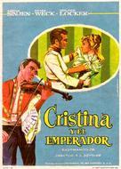 Försterchristel, Die - Spanish Movie Poster (xs thumbnail)