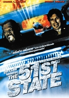 The 51st State - Thai DVD cover (xs thumbnail)