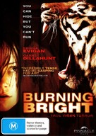 Burning Bright - Australian DVD cover (xs thumbnail)