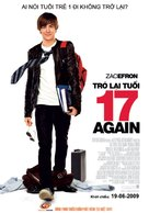 17 Again - Vietnamese Movie Poster (xs thumbnail)