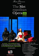 """Metropolitan Opera: Live in HD"" - Spanish Movie Poster (xs thumbnail)"