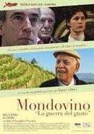 Mondovino - Italian Movie Poster (xs thumbnail)
