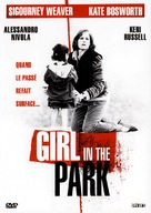 The Girl in the Park - French DVD cover (xs thumbnail)