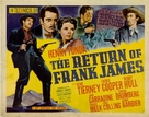 The Return of Frank James - Movie Poster (xs thumbnail)