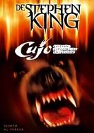 Cujo - Argentinian DVD cover (xs thumbnail)