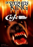Cujo - Argentinian DVD movie cover (xs thumbnail)